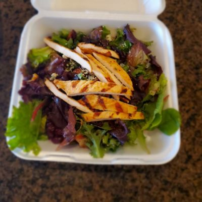 Chicken Gathered Salad